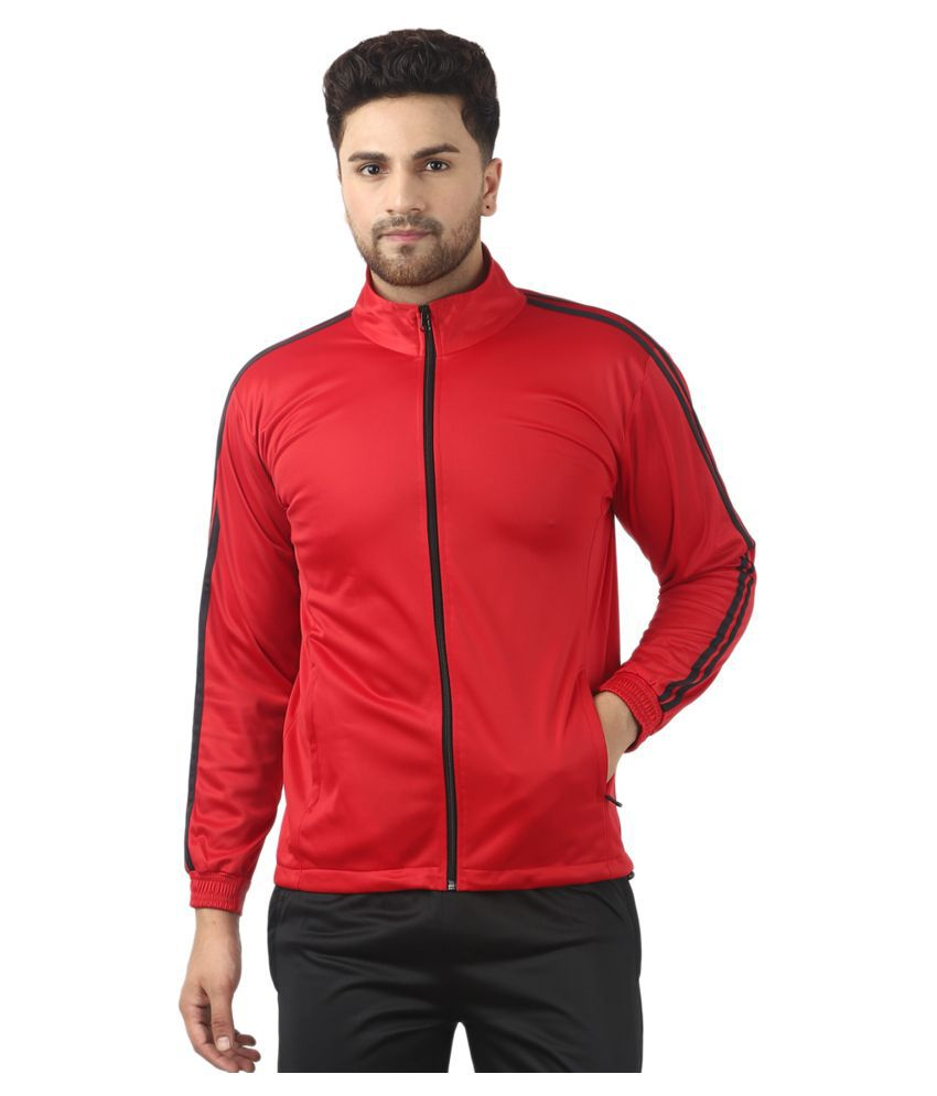 Gag Red Polyester Jacket Single Pack