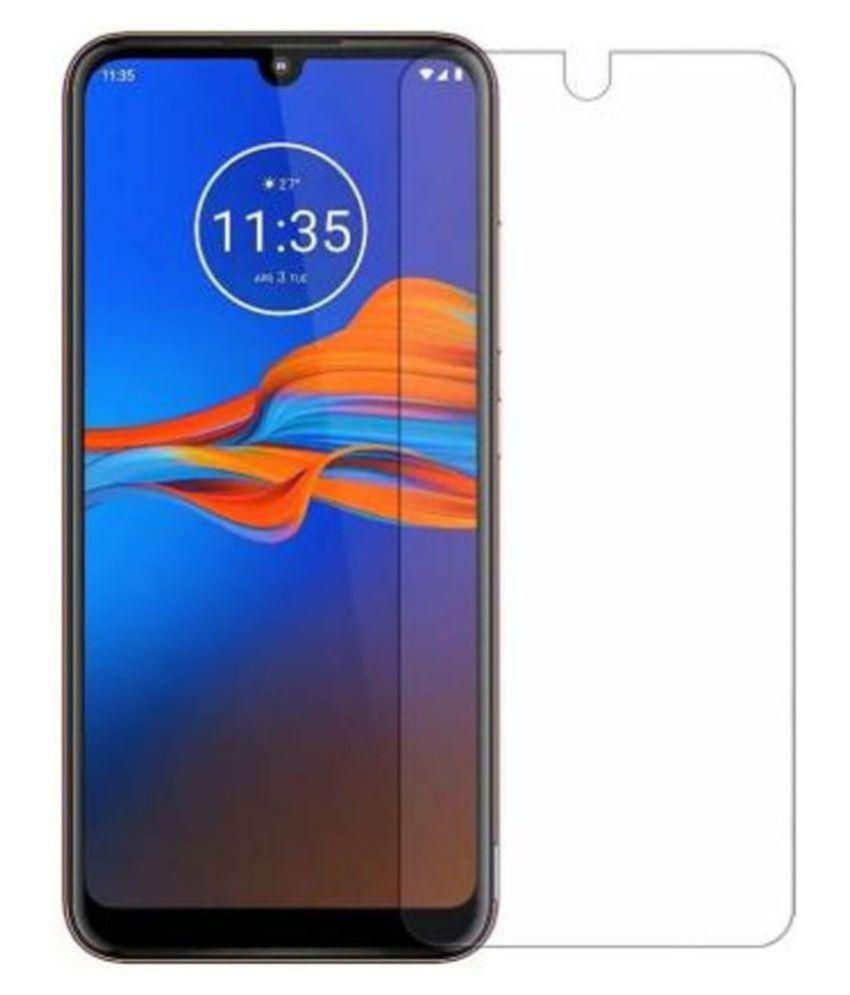 Motorola Moto E6s (2020) Tempered Glass by EASYKARTZ