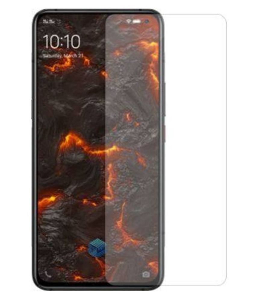 Vivo iQOO 3 - 5G Tempered Glass by EASYKARTZ