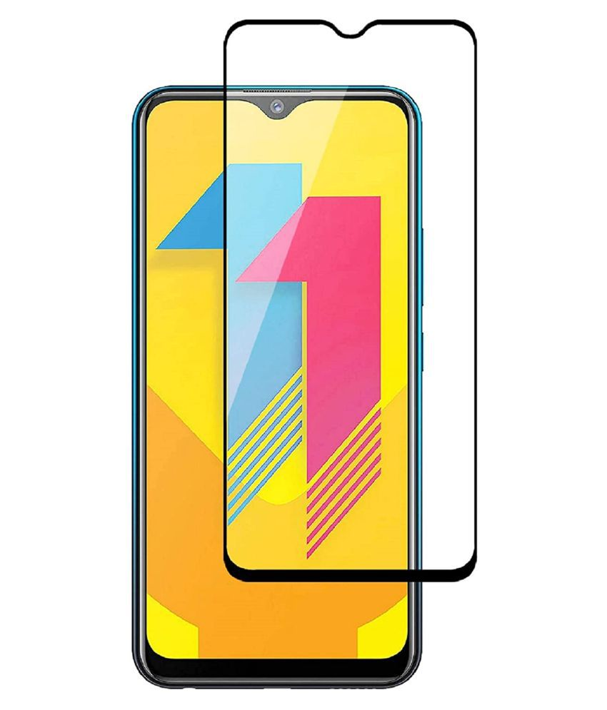 Vivo Y12 Tempered Glass by Ayzah