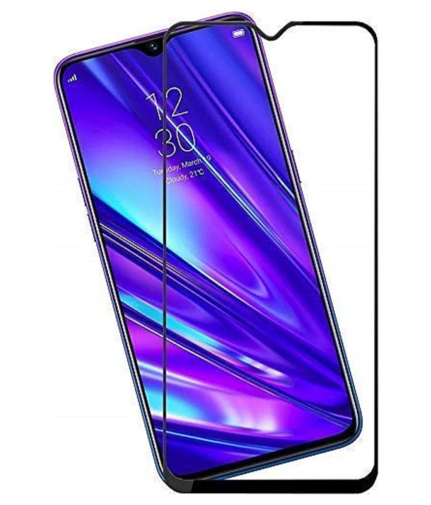Vivo Y17 Tempered Glass by Ayzah