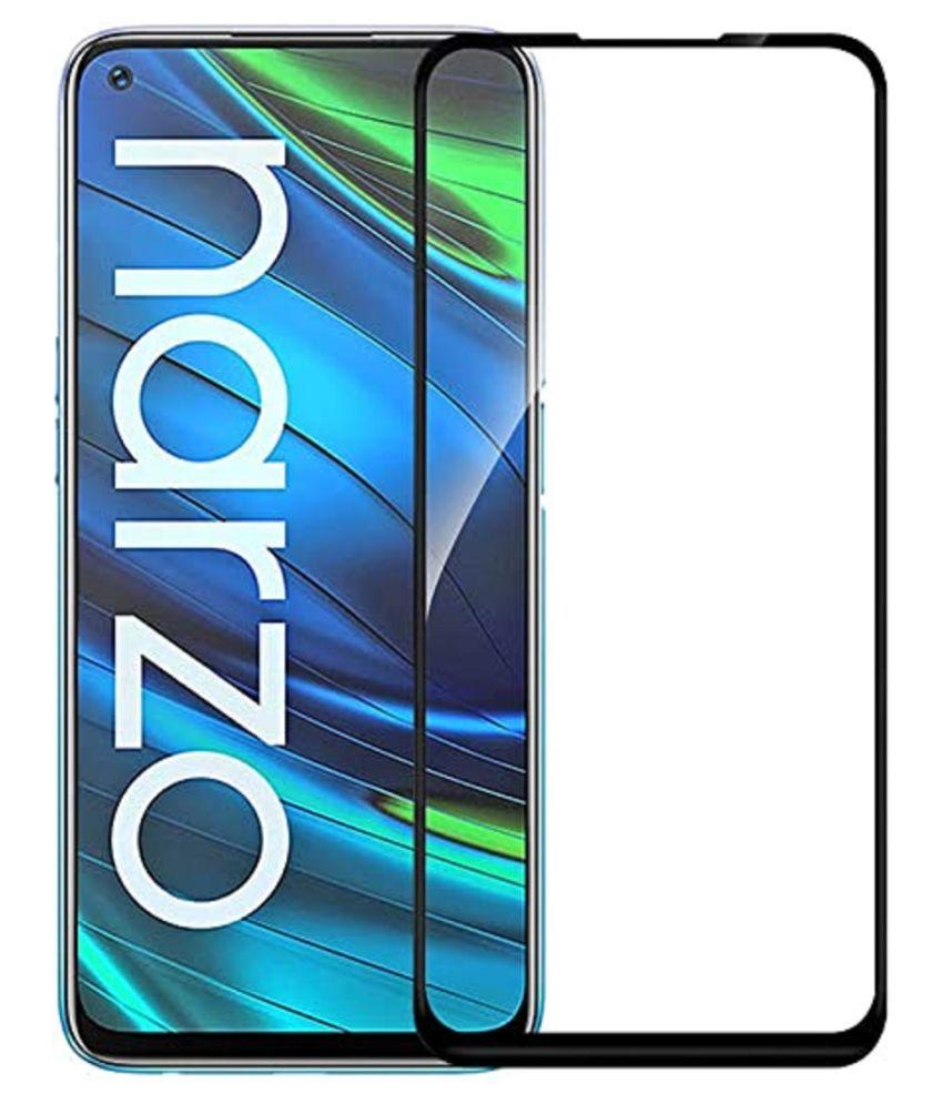 Realme Narzo 20 Pro Tempered Glass by Ayzah
