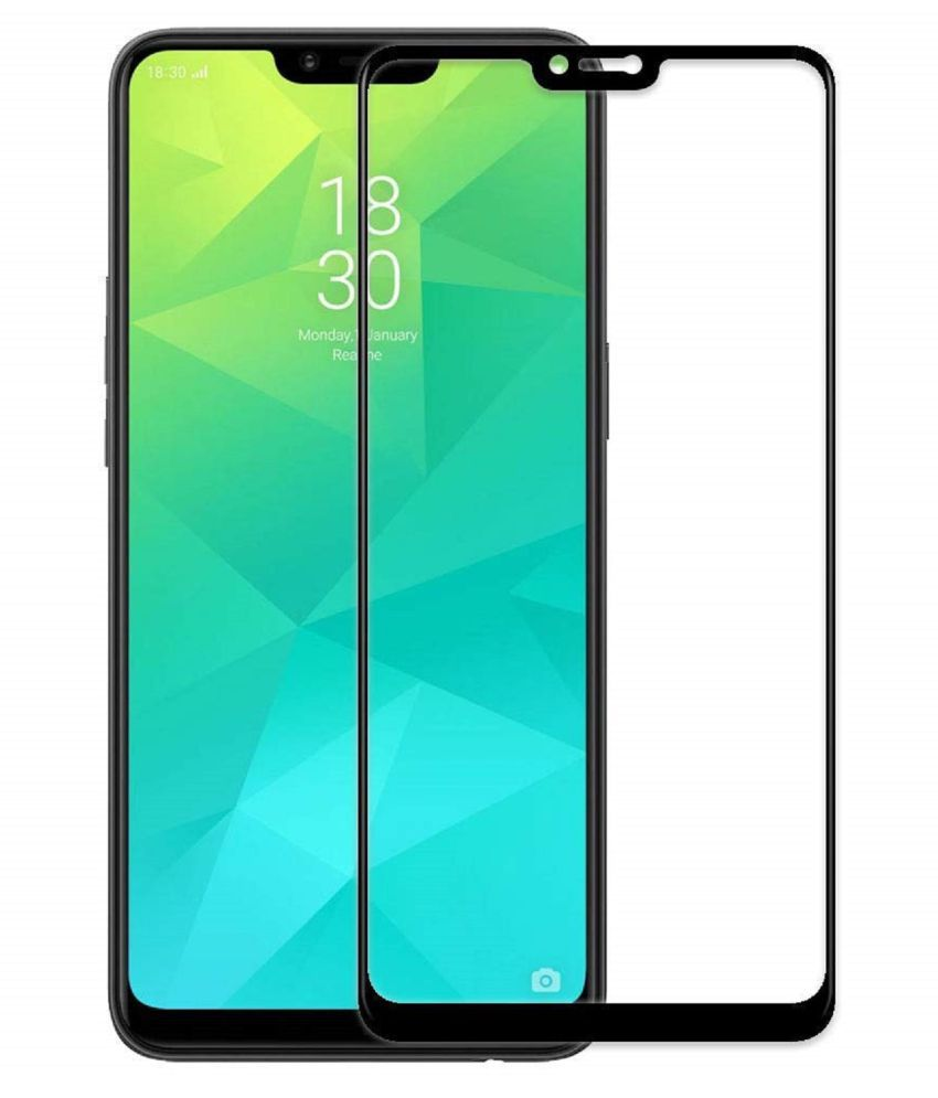 Realme C1 Tempered Glass by Ayzah