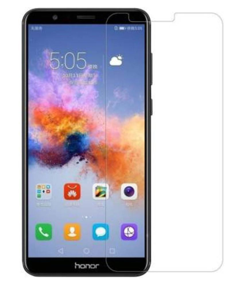 Huawei Honor 7X Tempered Glass by EASYKARTZ