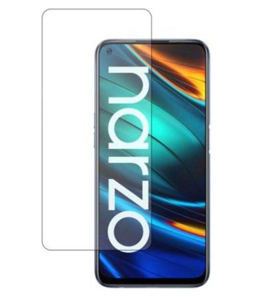 Realme Narzo 20 Pro Tempered Glass by EASYKARTZ