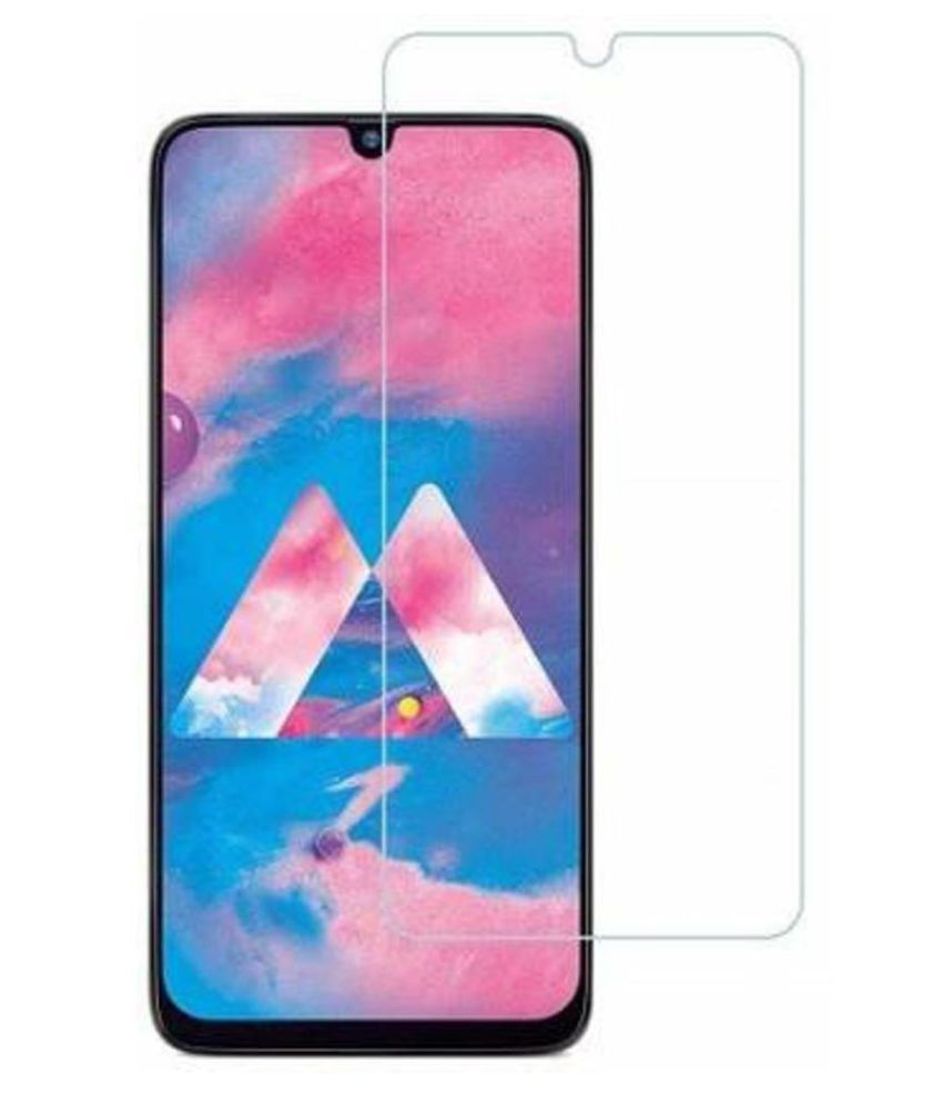 Samsung Galaxy A50 Tempered Glass by EASYKARTZ