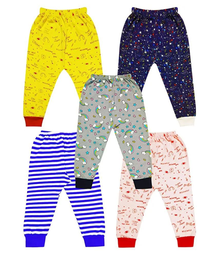 kids track pant pack of 9
