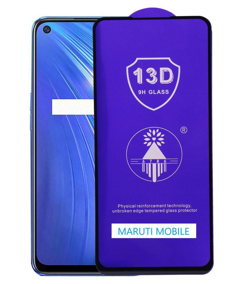 Realme Narzo 20 Tempered Glass by maruti mobile