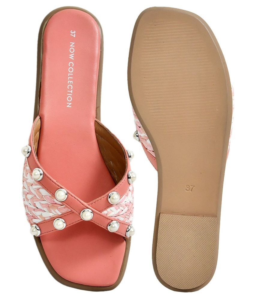 NOW COLLECTION Multi Color Flats