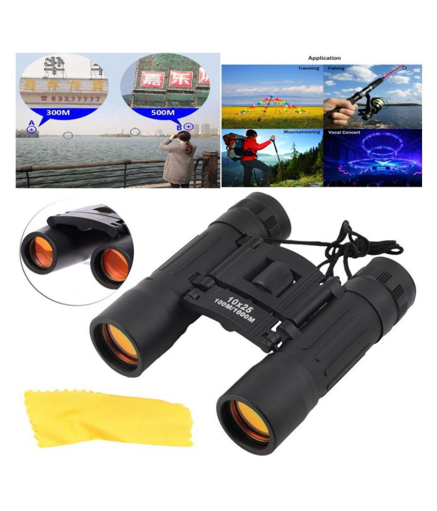 Comet 10X25 Ultra HD night vision  Binocular for adults and kids