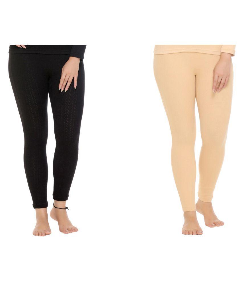 WARMZONE Cotton Blend Bottomwear - Khaki