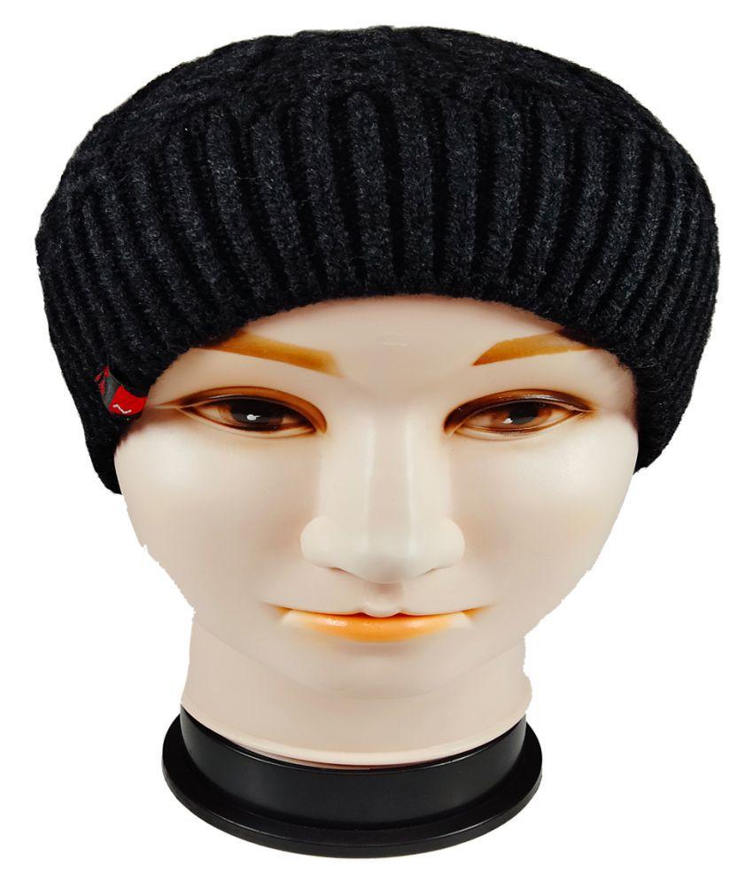 WARMZONE Multi Plain Wool Caps