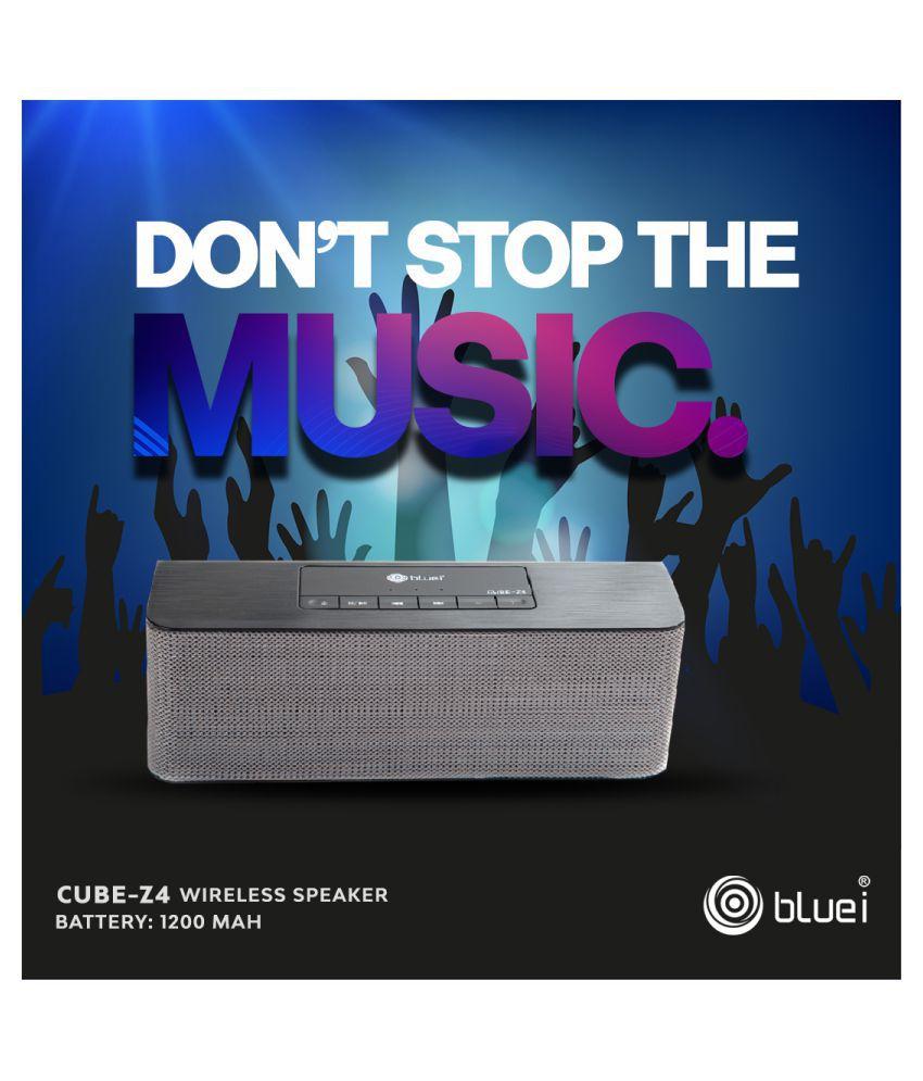 Bluei CUBE Z4 Assorted Bluetooth Speaker