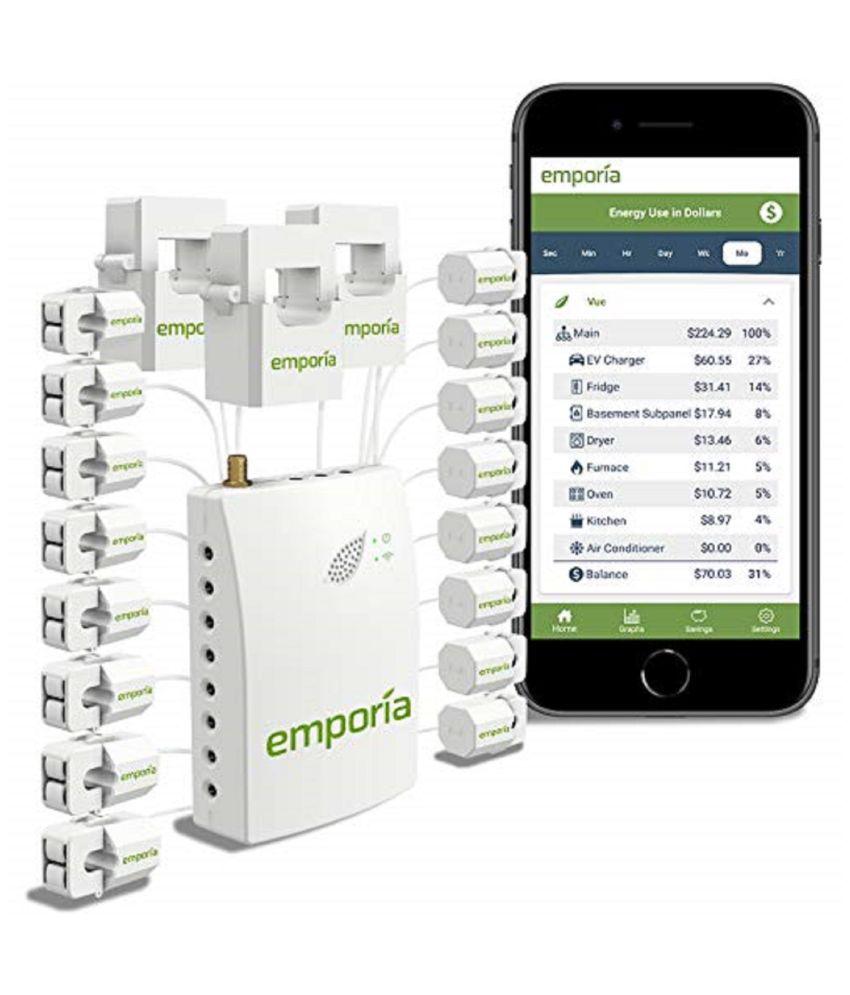 EMPORIA 3PhaseGen2Monitr+Sen Suitable For Mainline Stabilizer