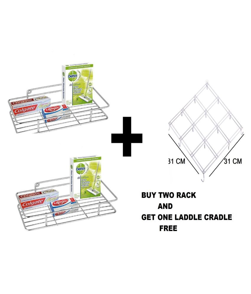 BUY 2 RACK AND GET CRADDLE STAND FREE