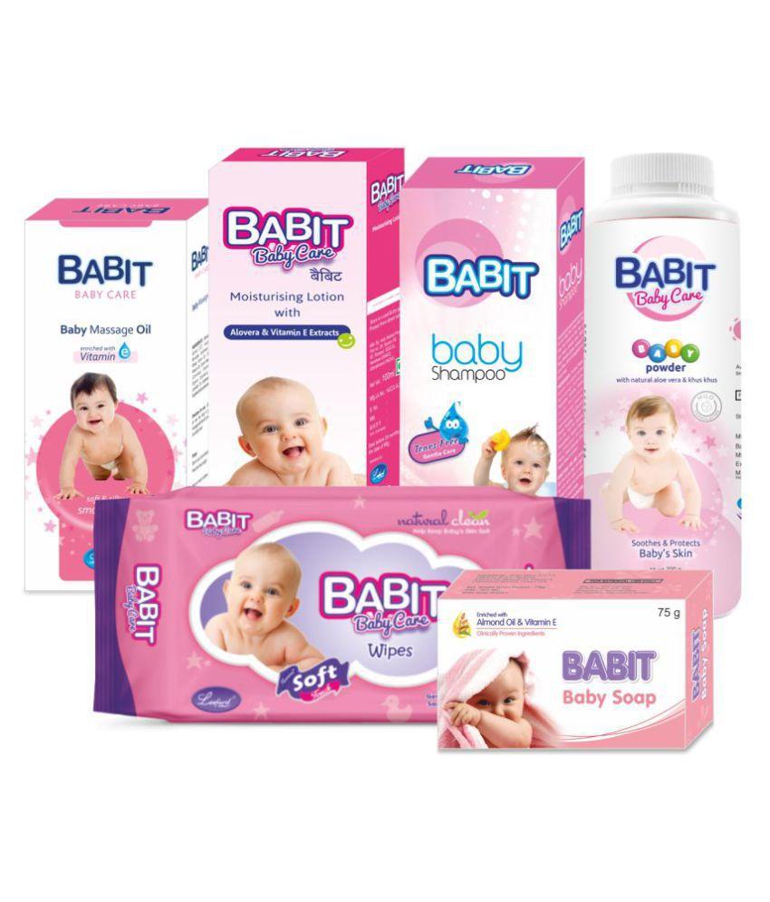 BABIT Baby Kit 800 g Pack of 6