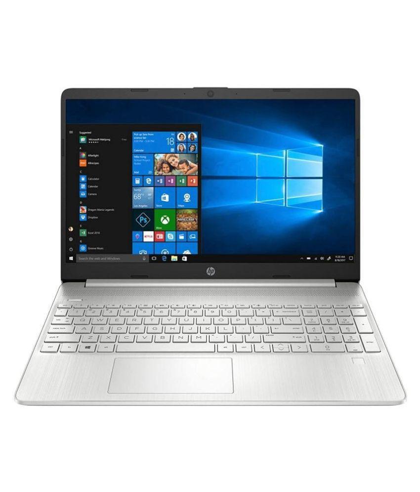HP 15 11th Gen Intel Core i3 Processor 15.6-inch FHD Laptop (8GB/512GB SSD/Win 10/MS Offce/Integrated Graphics/Natural Silver/1.69 Kg), 15s-fr2006TU