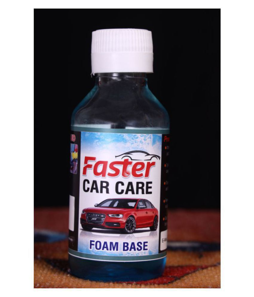 Faster CAR SHAMPOO