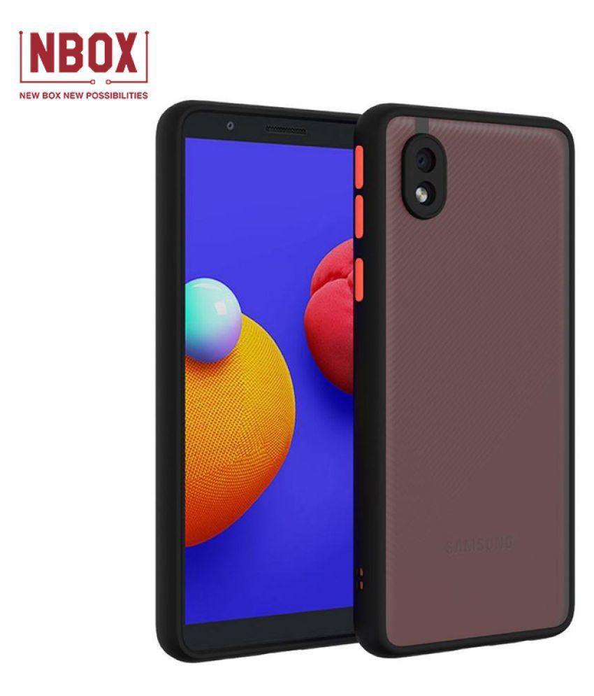 Samsung Galaxy M01 Core Shock Proof Case NBOX - Black