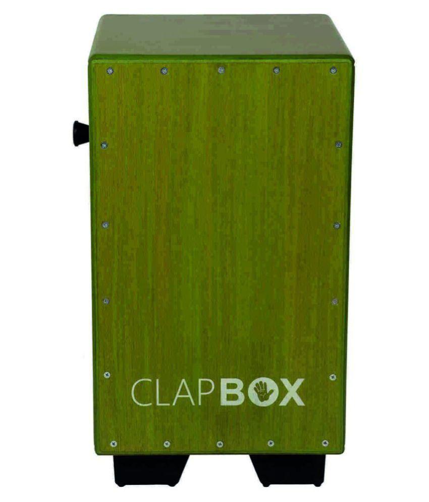 clapbox Cajon CB40-Green Others Cajon