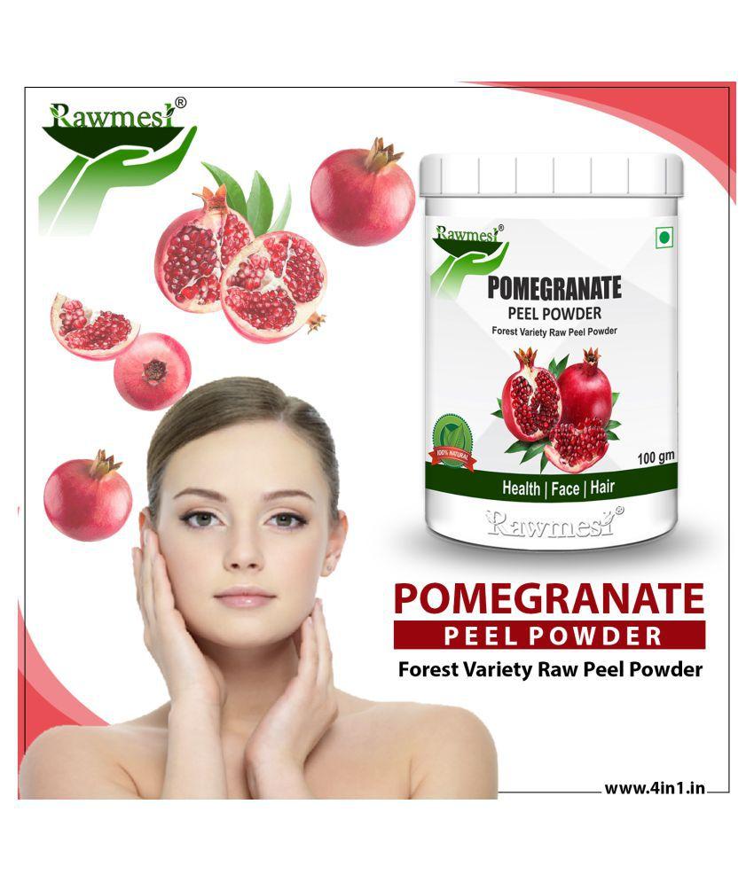 rawmest Pomegranate 200 gm Powder Pack of 2