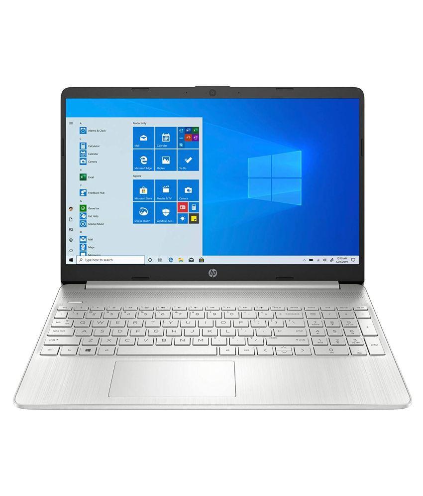 HP 15 (2021) Thin & Light 11th Gen Core i5 Laptop, 8 GB RAM, 512GB SSD, 15.6-inch (39.62 cms) FHD Screen, Windows 10, MS Office, Built-in Alexa (15s-fq2535TU)
