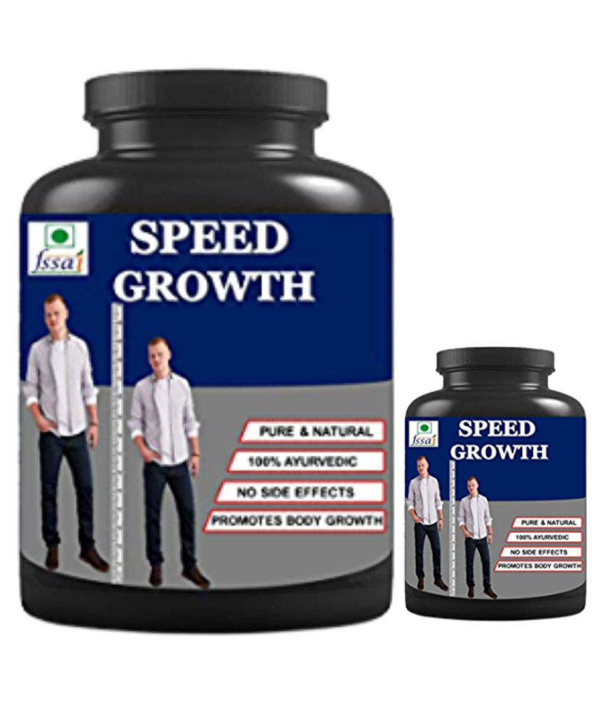 Zemaica Healthcare speed growth 0.2 kg Powder Pack of 2