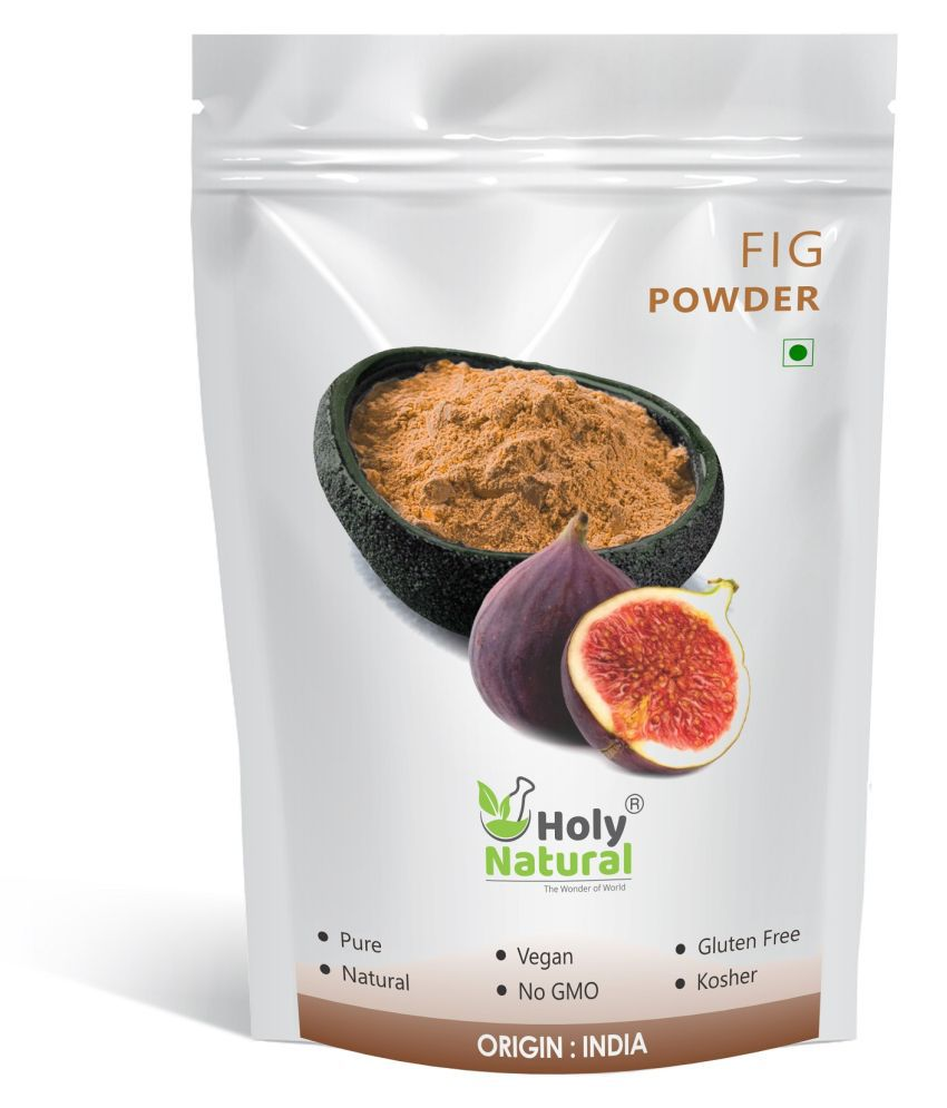 Holy Natural Fig Powder Smoothie 500 g