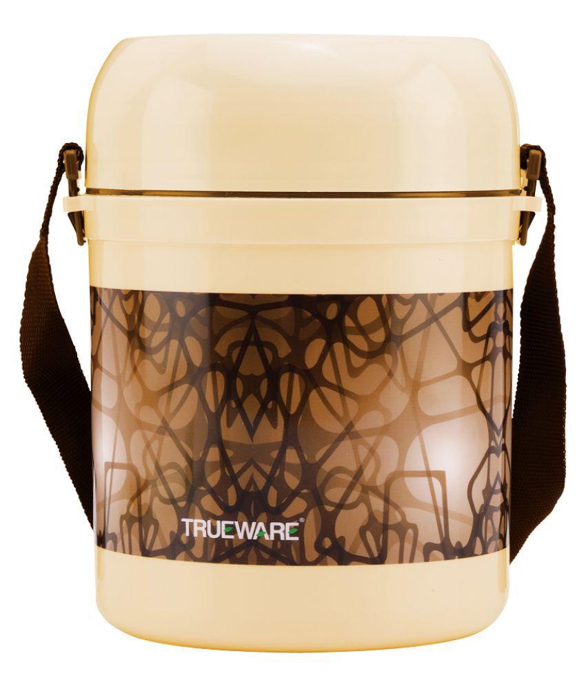 Trueware Brown Lunch Box