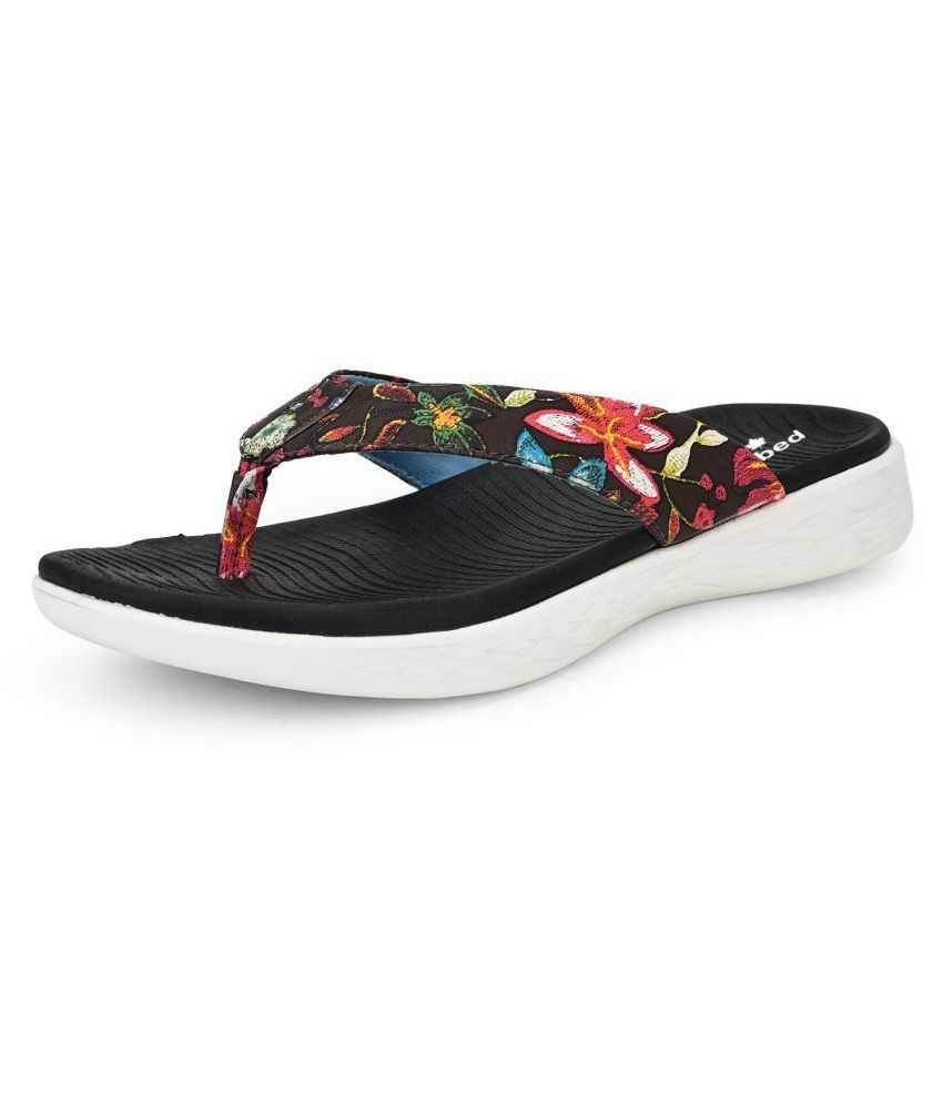 Skora Multi Color Slippers