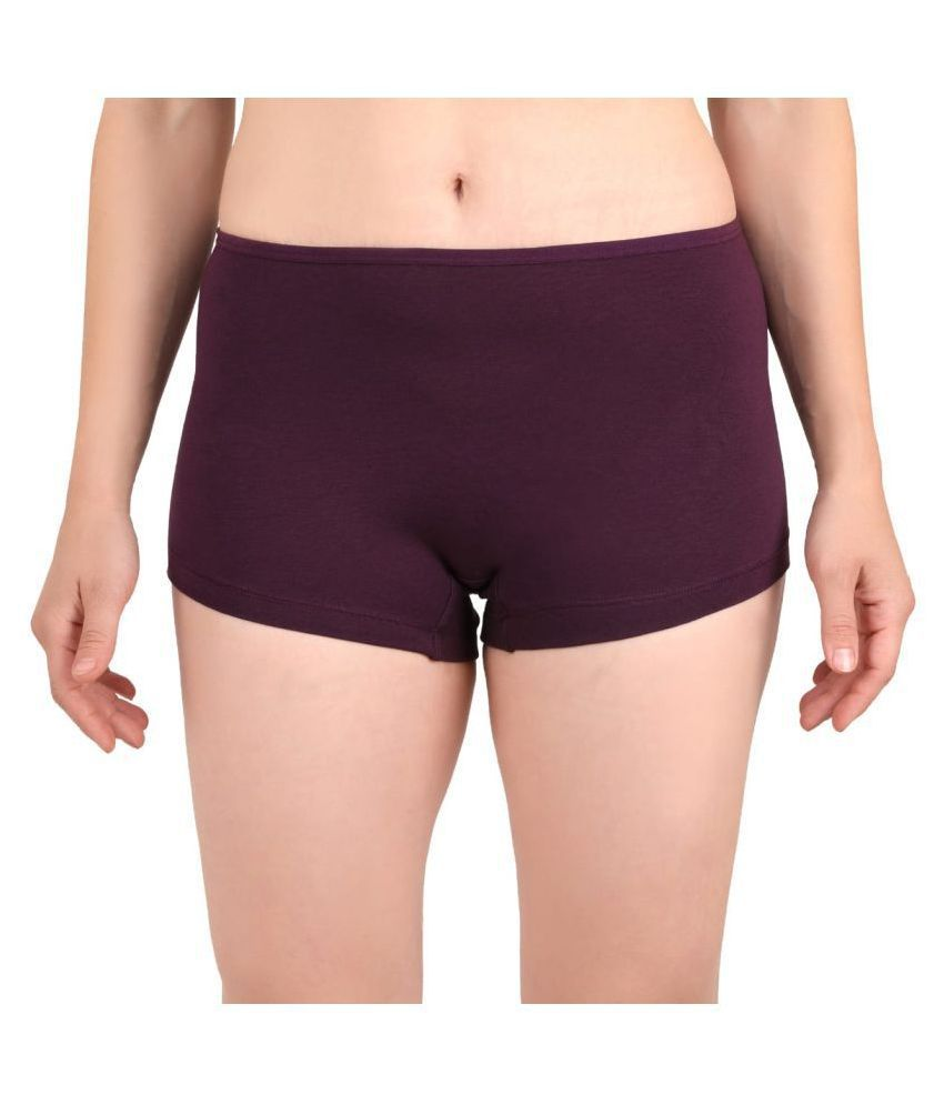 LifeCora Cotton Lycra Boy Shorts