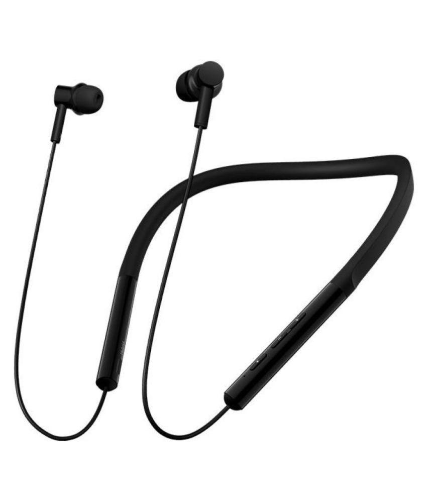 shadox vali v-72 super bass Neckband Wireless With Mic Headphones/Earphones