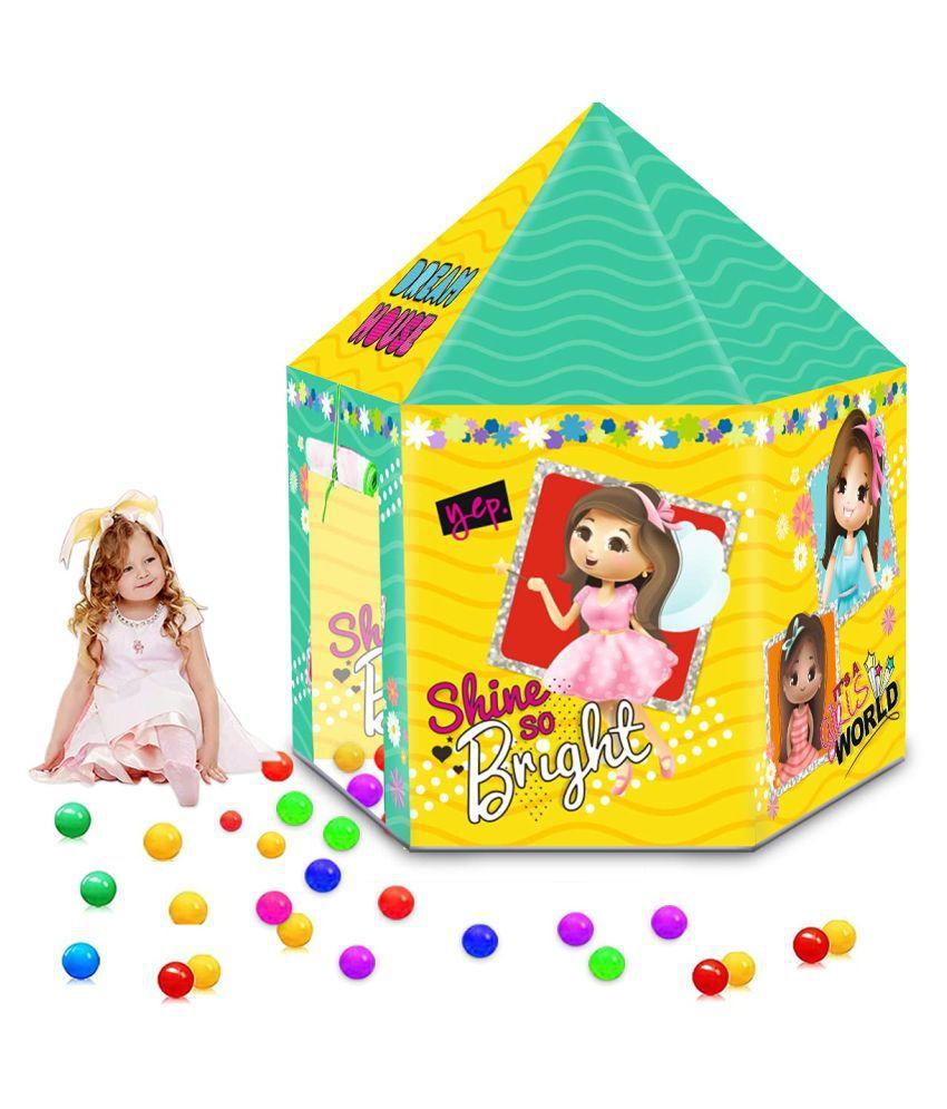 Jumbo Dream Castle Playhouse Tent