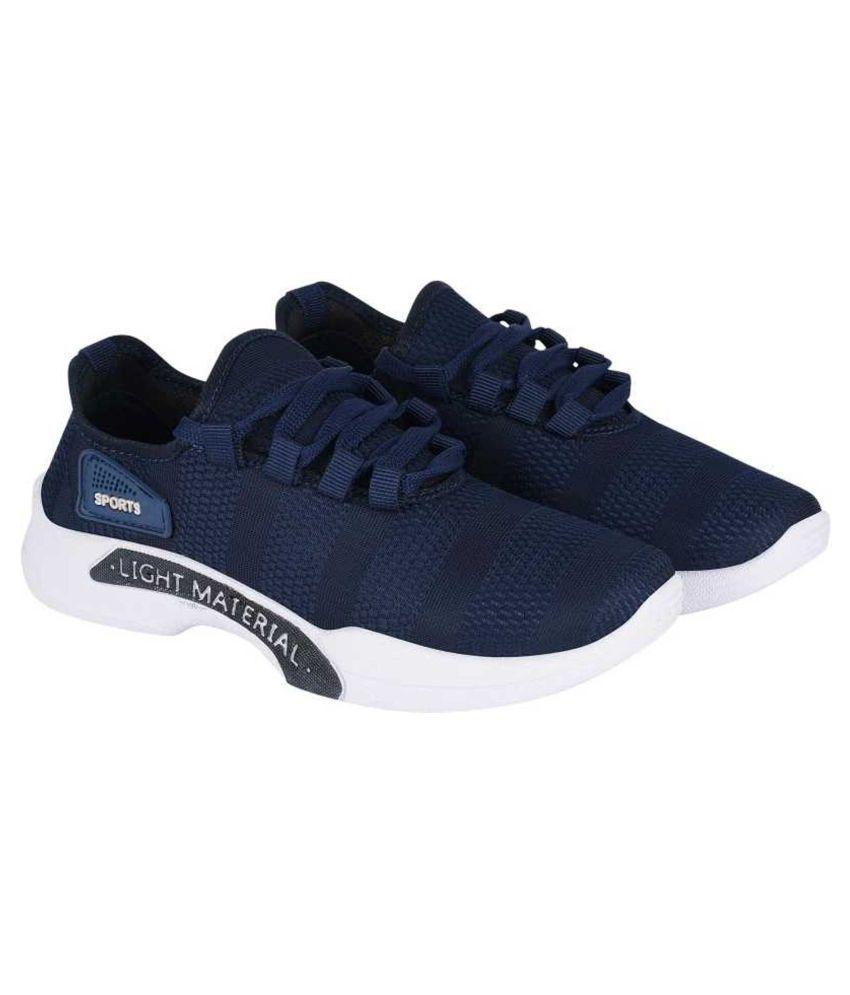Crv Running T Shirt Blue Running Shoes